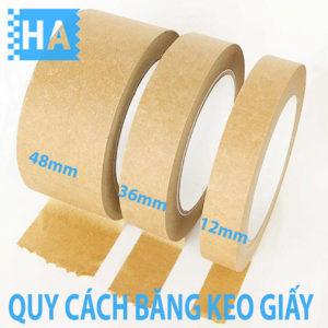 Mua băng keo giấy nâu TP HCM
