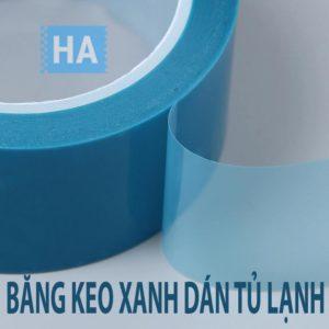 Băng Keo Dán Tủ Lạnh & Máy Lạnh Chịu Nhiệt Độ Cao (Holding Tape)