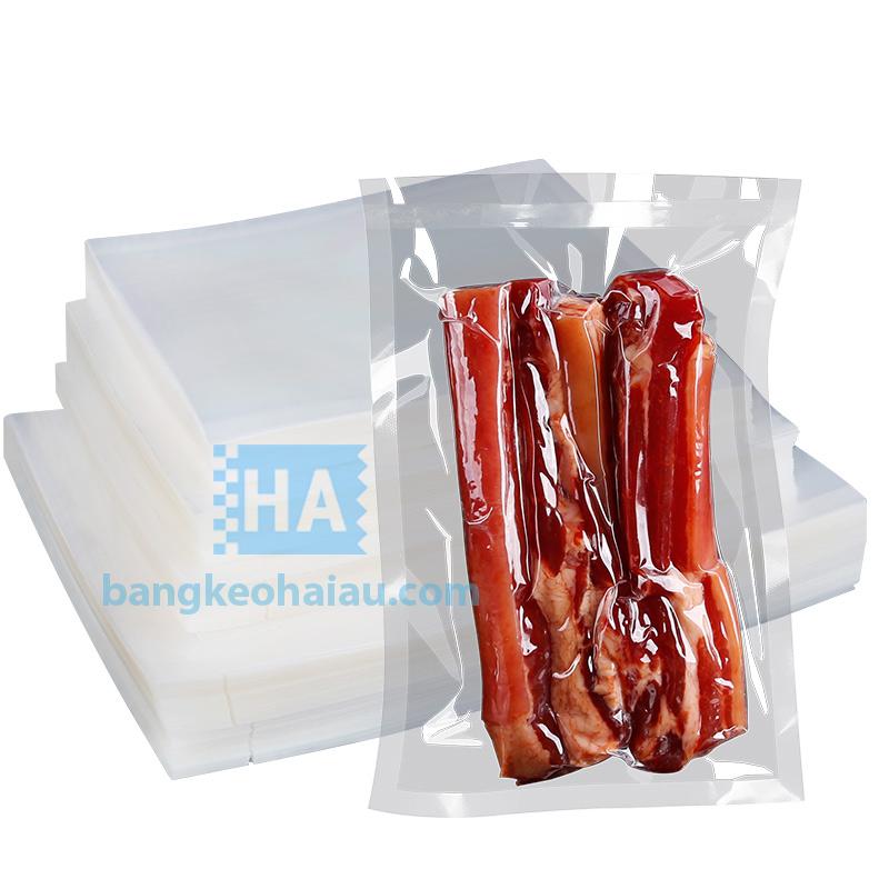 Ứng dụng túi hút chân không trong bảo quản thực phẩm